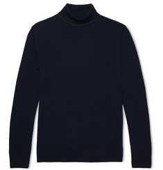 Paul Smith London Merino Wool Rollneck Sweater