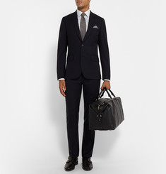 Paul Smith London Navy A Suit To Travel In Soho Wool Suit