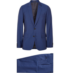 Paul Smith London Blue Soho Slim-Fit Wool and Mohair-Blend Suit