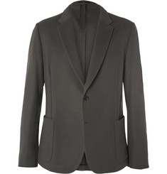 Paul Smith London - Khaki Soho Slim-Fit Wool and Cashmere-Blend Blazer