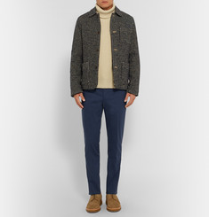 Paul Smith London Soho Slim-Fit Stretch-Cotton Twill Trousers