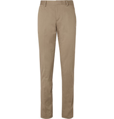 Paul Smith - London Soho Slim-Fit Stretch-Cotton Twill Trousers