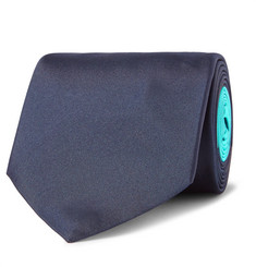 Paul Smith London - Slim Silk-Faille Tie