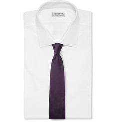 Paul Smith London Slim Silk-Faille Tie