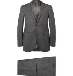 Polo Ralph Lauren - Grey Slim-Fit Wool Suit