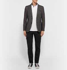 Michael Bastian Slim-Fit Stretch-Cotton Canvas Cargo Trousers