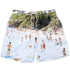 Vilebrequin Mid-Length Printed Swim Shorts