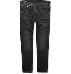 Neil Barrett Skinny-Fit Washed-Denim Jeans