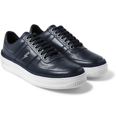 Neil Barrett - Leather Sneakers