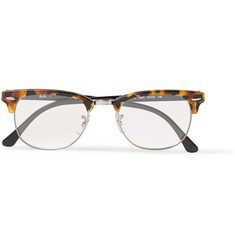Ray-Ban Clubmaster Acetate and Metal Optical Glasses