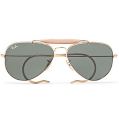 Ray-Ban - Aviator Metal Sunglasses