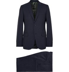 Gucci Navy Monaco Slim-Fit Wool Suit