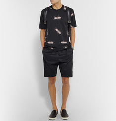 Paul Smith Slim-Fit Printed Cotton T-Shirt