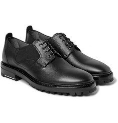 Lanvin - Leather Derby Shoes