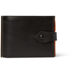 Maison Margiela - Two-Tone Leather Billfold Wallet