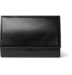 Maison Margiela Two-Tone Leather Pouch