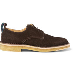 Paul Smith Shoes & Accessories Kinney Suede Derby Shoes