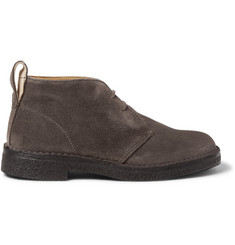 Paul Smith Sleeter Suede Desert Boots
