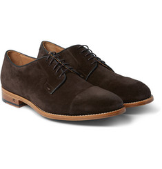 Paul Smith Shoes & Accessories Ernest Suede Derby Shoes