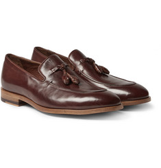 Paul Smith Shoes & Accessories - Conway Tasselled Leather Loafers