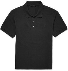 Alexander McQueen - Slim-Fit Cotton-Piqué Polo Shirt