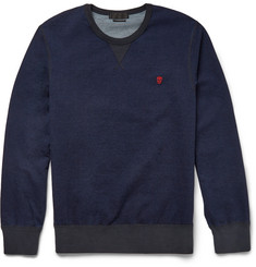 Alexander McQueen - Stretch-Cotton Jersey Sweatshirt