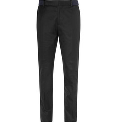 Alexander McQueen - Slim-Fit Cotton Trousers