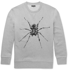 Lanvin - Bead-Embellished Cotton-Jersey Sweatshirt