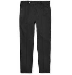 Lanvin - Slim-Fit Cotton Trousers