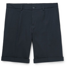 Dolce & Gabbana Stretch-Cotton Chino Shorts