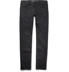 Dolce & Gabbana - Slim-Fit Washed-Denim Jeans