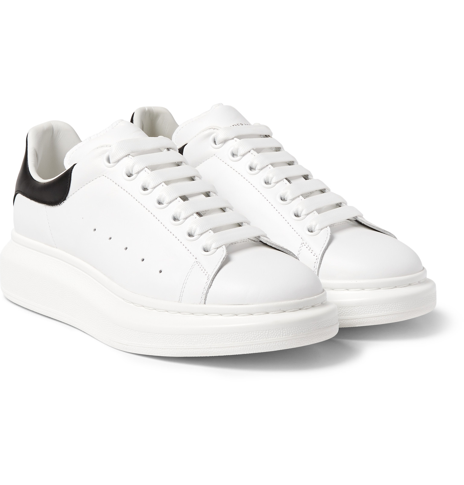 Alexander White Shoes