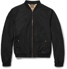 Burberry Brit Brentfield Shell Bomber Jacket