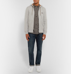 Burberry Brit Pearce Cotton-Blend Jersey Hoodie