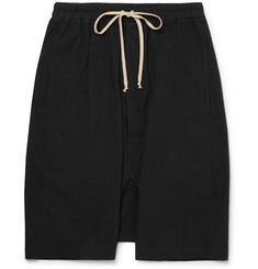 Rick Owens - Cotton Shorts