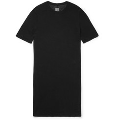 Rick Owens Long-Length Jersey T-Shirt