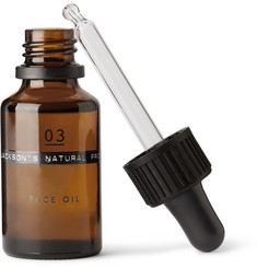 Dr. Jackson's 03 Face Oil, 25ml
