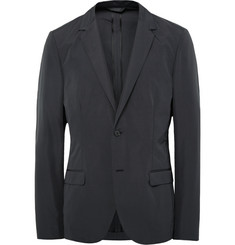 Calvin Klein Collection Black Laurie Slim-Fit Shell Blazer