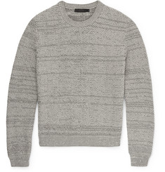 Calvin Klein Collection - Keath Cotton and Cashmere-Blend Sweater