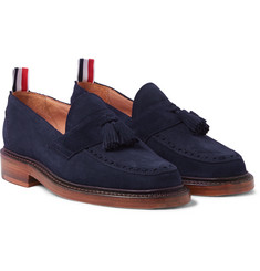 Thom Browne - Tasselled Suede Loafers