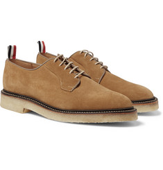 Thom Browne - Suede Derby Shoes