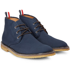 Thom Browne - Canvas Desert Boots
