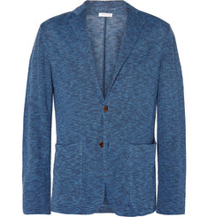 Boglioli - Slim-Fit Knitted Linen Blazer