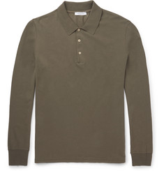 Boglioli - Slim-Fit Garment-Dyed Cotton Polo Shirt