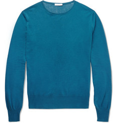 Boglioli Knitted Cotton Sweater