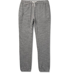 Maison Margiela Slim-Fit Tapered Loopback Cotton-Jersey Sweatpants