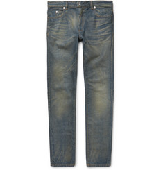 Maison Margiela Slim-Fit Washed-Denim Jeans