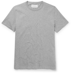 Maison Margiela Slim-Fit Creased Cotton-Jersey T-Shirt