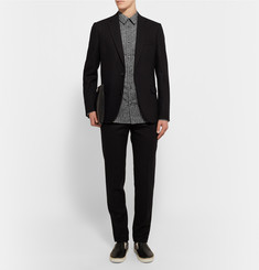 Maison Margiela Slim-Fit Printed Cotton Shirt