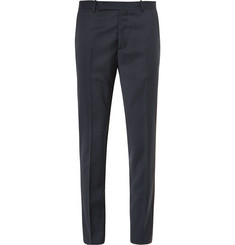 Maison Margiela Slim-Fit Wool Trousers